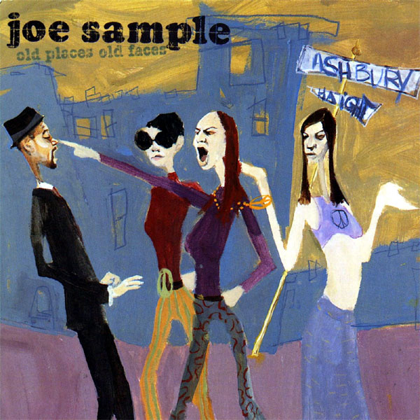 Joe Sample - Old Places Old Faces