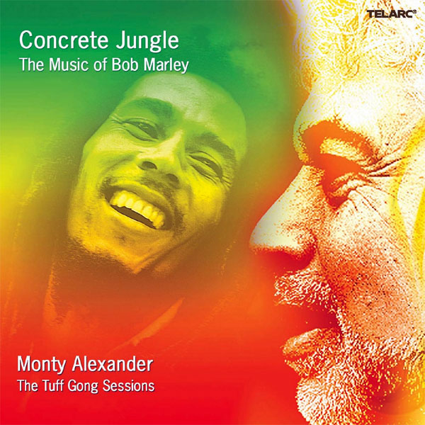 Monty Alexander - Concrete Jungle - The Music Of Bob Marley